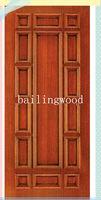 engineered mahogany wood doors from china