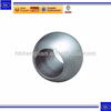 investment casting grinding thru hole stainless steel ball