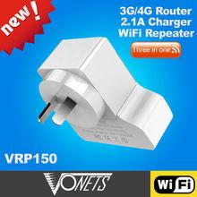2014 VONETS VRP300 wireless router board