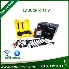 LAUNCH X431 V Support USA, European and Asian Car Powerful Than X431 Diagun 2014 New Arrival