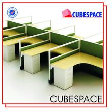Modern Design Modular Office Furniture, Workstation Partitions Cluster