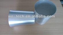 spinning aluminum water bucket