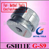 Bosch power tools spare parts FOR GSH 11E base cover + up cover in BOSCH GSH-11E power tools