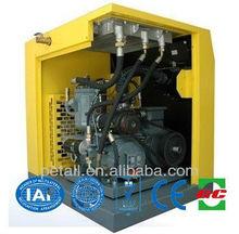 10HP Belt driving/air cooling Compressor low pressure