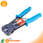 Electric RJ12 RJ11 6P 4P crimper tool