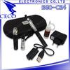 Alibaba China hotsale 1100mah ce4 ego vaporizer vape pen charger and case in big stock