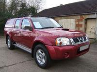 2003 Nissan Navara Double Cab Pick Up 4WD