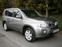 2008 Nissan X-Trail 2.0 DCI Sport (Metallic Grey)