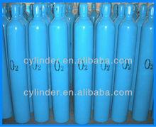 weight of oxygen cylinder