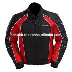 Custom Motorcycle Cordura Jackets / Motorbike apparel / Textile Motorcycle Jackets