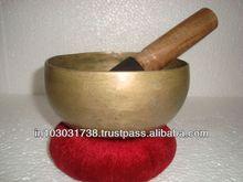 Tibetan Meditation Handmade Hammered Healing Chakra Singing bowl Nepal