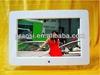 USB/SD Frame+mp3 mp4 frame digital 10 inch free movie video downloads