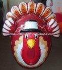 custom huge inflatable Turkey cartoon for advertising