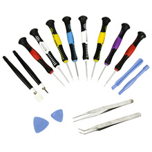 16 in 1 Cell Phone Repair Screwdrivers Kit For iPhone 5 4S 3GS iPad4