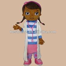 Hot Sale Doc McStuffins Cartoon Character Costume Mascot