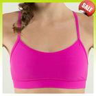 Cheap custom sport bra, wholesale fitness clothing