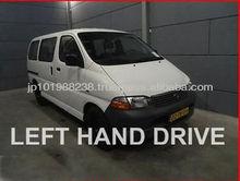 Toyota Hiace 2.5 D4-D 90 VAN (LHD)