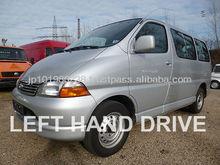 Toyota HiAce D-4D Van(LHD)