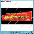 placa de publicidade nova conceito iluminado sinal guangzhou atacado