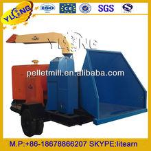 10-20t/h mobile diesel wood chipper