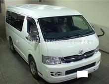 2007 Toyota Hiace Wagon TRH214W Wide GL Long