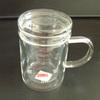 Home style fine holder glass mug cup