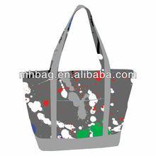 Casual shoulder bag ,plain canvas handbag,fashion beach bag