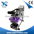 Más calientes! Calor digital tapa de máquina de la prensa para la sublimación de impresión gorra de béisbol gorra cp2815