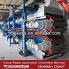 Guangxing Machinery Rock Wool & PU Composite Plate Manufacturing Line