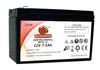 12v ups system battery/ups battery 12v7.2ah