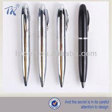 Customized Promotional Fat Mini Metal Pen
