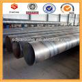 preço de fábrica soldada espiral metálica perfurada pipee alta qualidade