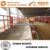 High quality material handling conveyor belt scrap