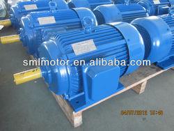 Y series three phase ac electric motor(0.25kw-132kw)