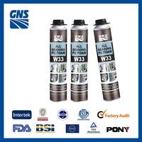GNS W33 super strong pu foam