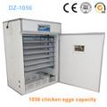 Migliore qualità solarly pollo incubatore luce incubatore con CE/ISO9001/dimostrato dz-1056 sgs