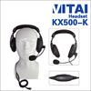 VITAI KX500-K Omni-directional Microphone for Kenwood Radio