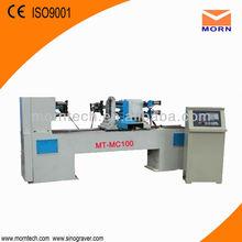 MORN MT-MC100 china hot sale wood cnc lathe