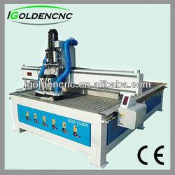 High precision wood door carving machine/computer numerical control machine tools