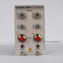 Agilent 86112A 20 GHz Dual Channel Electrical Module