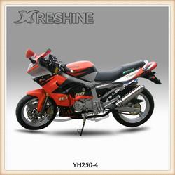 powerful 250cc engine racing motorcycles made in china chongqing