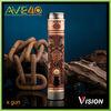 2014 New Supply Original X.Fir Vision X.Gun vv mod e fire mod