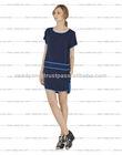 wholesale fashion plus size dress for women 2014