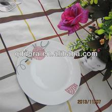 ceramic chocolate plates,ceramic wholesale dinner plates,restaurant ceramic plates