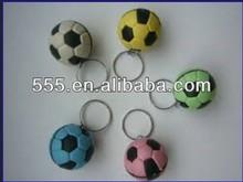 China Wholesale Market Soccer Ball Keychain USB Flash Drive