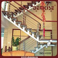 Guangdong en forme de u préfabriquée escaliers | préfabriquée escaliers | escaliers extérieurs