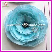 Decorative artificial peony silk flower,fashion accessory