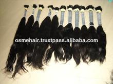 32 inch bulk human hair