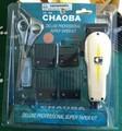 chaoba 808s électrique tondeuse à cheveux professionnel