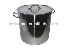 50L Stainless Steel Stock Pot for Commerica Cooking